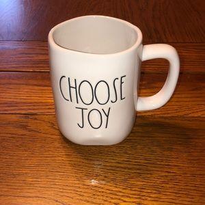 NEW Rae Dunn Chose Joy Mug